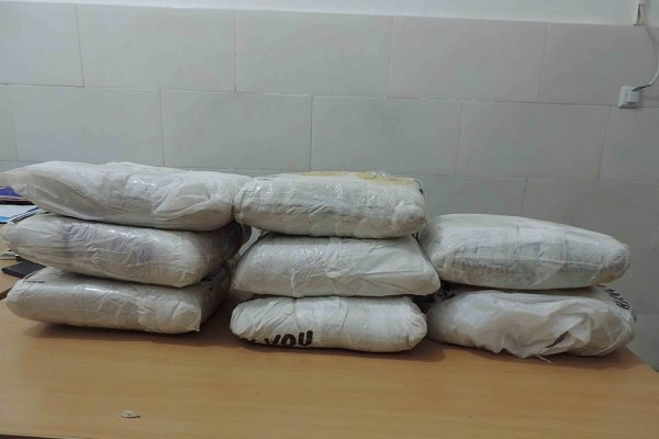 IRGC busts 660kg of illicit drugs in SE Iran