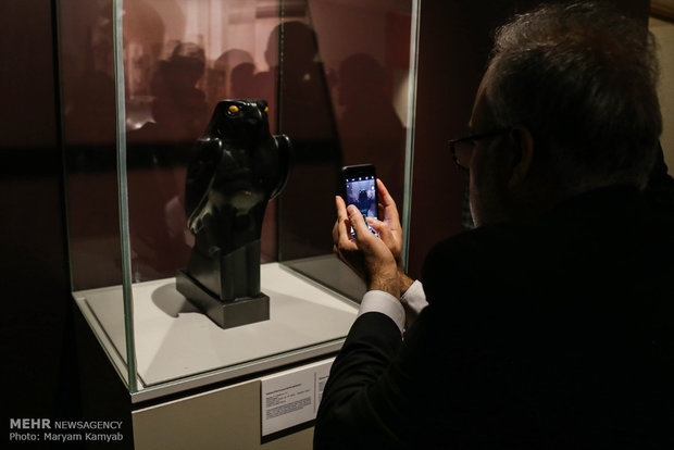 Louvre exhibition opens in Tehran in historic deal