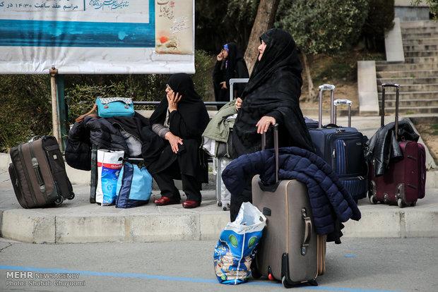 İran'da üniversite öğrencileri için evlilik töreni