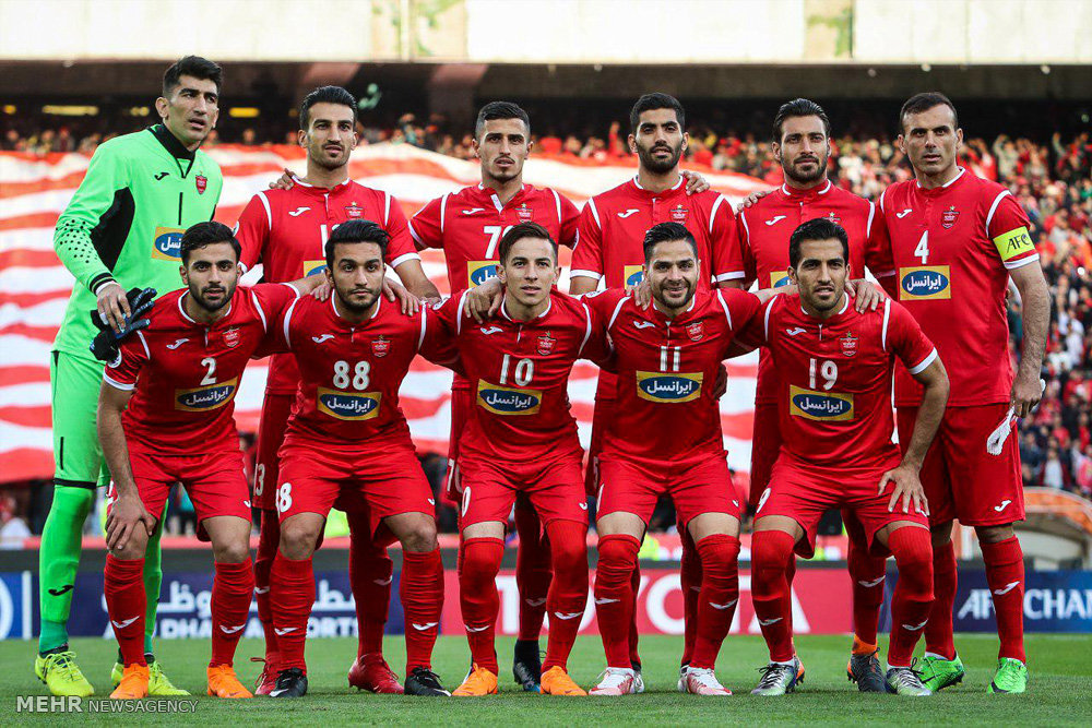 IRAN AZADEGAN LEAGUE