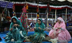 Tehran hosting rural, nomadic products expo