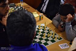 سومین دوره مسابقات شطرنج «جام ستارگان» در انزلی آغاز شد