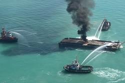 ۱۲۴ عملیات امداد و نجات دریایی در استان بوشهر انجام شد