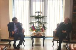 دیدار سفیر جمهوری آذربایجان در تهران با رئیس سازمان محیط زیست