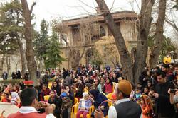 جشنواره عمو نوروز در قزوین برگزار شد