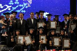 ۱۶۰ دانشجوی علوم پزشکی به جشنواره دانشجوی نمونه راه یافتند
