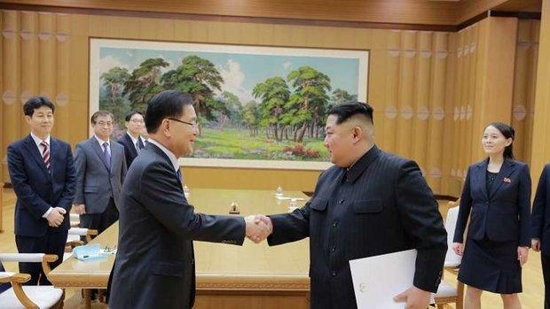شمالی کوریا کا جنوبی کوریا سے تعلقات مضبوط بنانے کے عزم کا اظہار