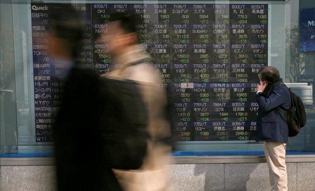 رشد اندک سهام آسیایی با از سرگیری مذاکرات تجاری