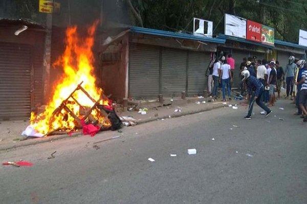 سری لنکا میں مسلم مخالف فسادات کے بعد سوشل میڈیا پرپابندی عائد