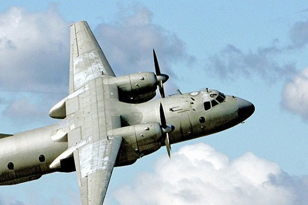 Russian transport plane crashes in Syria