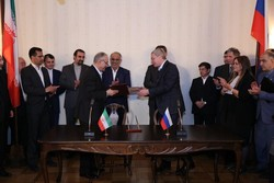 Iran, Russia sign final document of joint economic meeting