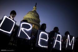 اعتراضات علیه سیاست های مهاجرتی ترامپ