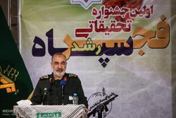 اولین جشنواره فجر رشد سپاه پاسداران