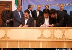 Shiraz-Bushehr railway