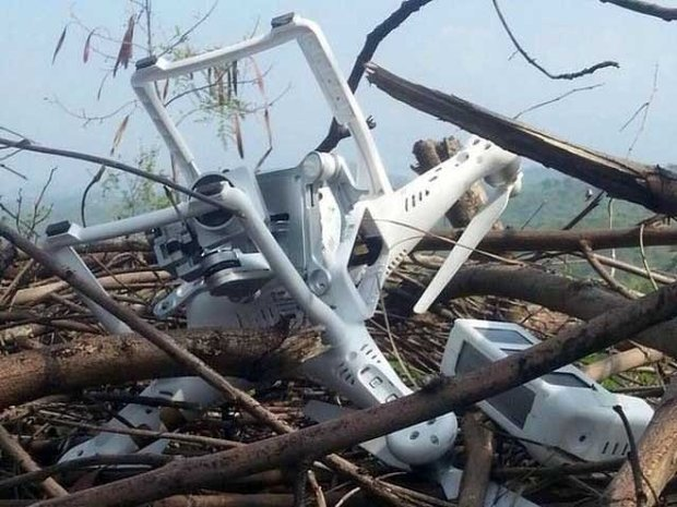 یمنی فورسز نے سعودی عرب کے جاسوس ڈرون کو سرنگوں کردیا
