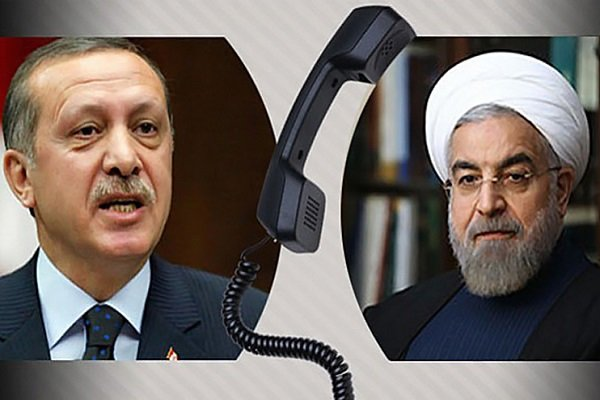 Expansion of Iran-Turkey ties important for regional security: Rouhani