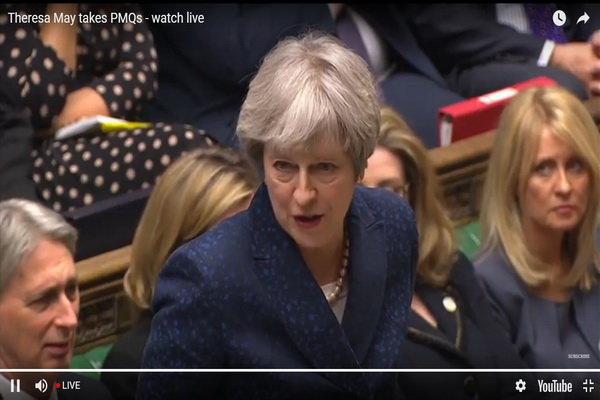 تا ساعاتی دیگر؛ «ترزا می» باید در پارلمان انگلیس درباره حمله به سوریه پاسخ دهد