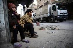 یونیسف: غوطه شرقی سوریه «جهنمی بر روی زمین» است!