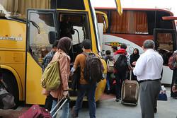صنعت حمل و نقل در خدمت مسافران نوروزی/ ظرفیت ناوگان افزایش یافت