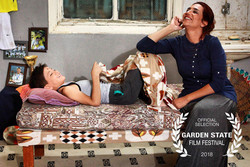 نمایش «درخت زیتون سعد» در نیوجرسی آمریکا