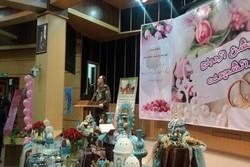 مراسم ازدواج ۱۵۳ زوج دانشجوی دانشگاه های نزاجا برگزار شد