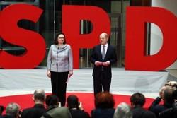 وزاری دارایی و امور خارجه دولت جدید آلمان معرفی شدند