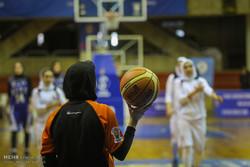 دختران بسکتبالیست اروند نایب قهرمان کشور شدند