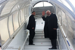 Zarif to embark on 6-day trip to NY on Thu.