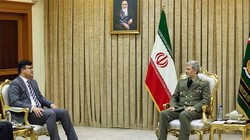Iran ready to help Afghanistan fight terrorism