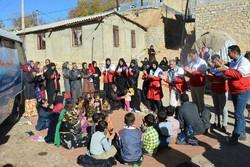 اعزام تیم «حمایت روانی» هلالاحمر لرستان به مناطق زلزلهزده کرمانشاه