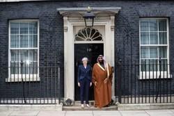 ارزش قراردادهای تجاری انگلیس- عربستان بالغ بر ۲ میلیارد دلار است