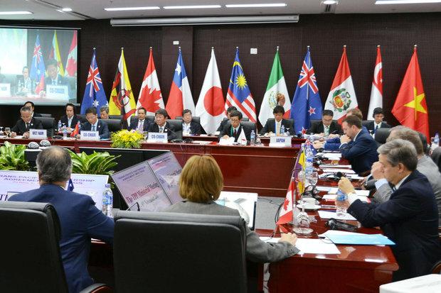 پیمان تجارت آزاد ترنس پاسیفیک