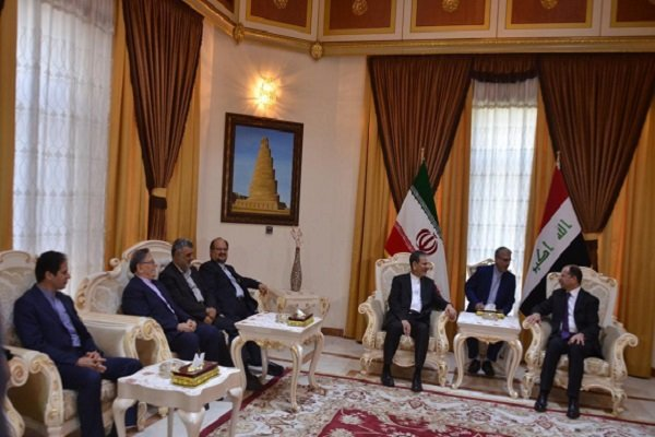 Iran to stay with Iraq in reconstruction period