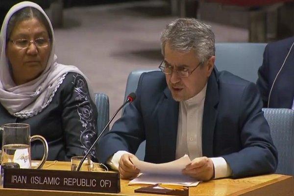 مندوب إيران في الأمم المتحدة: الوضع الأمني في أفغانستان بات أكثر تدهورا