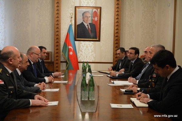 Iranian, Azerbaijani, Turkish, Georgian FMs to meet in Baku on March 15