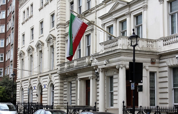 السفير البريطاني في طهران يعرب عن أسفه من جديد لحادث الاعتداء على السفارة الايرانية