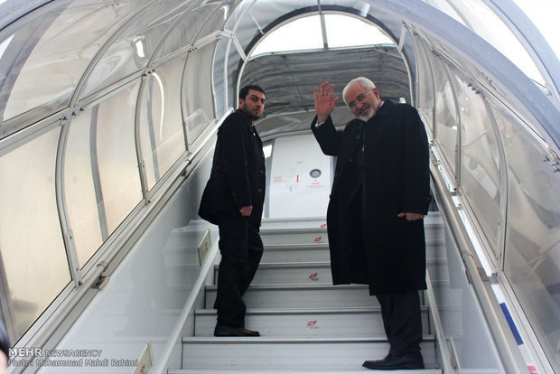Iranian FM due today on 4-day visit