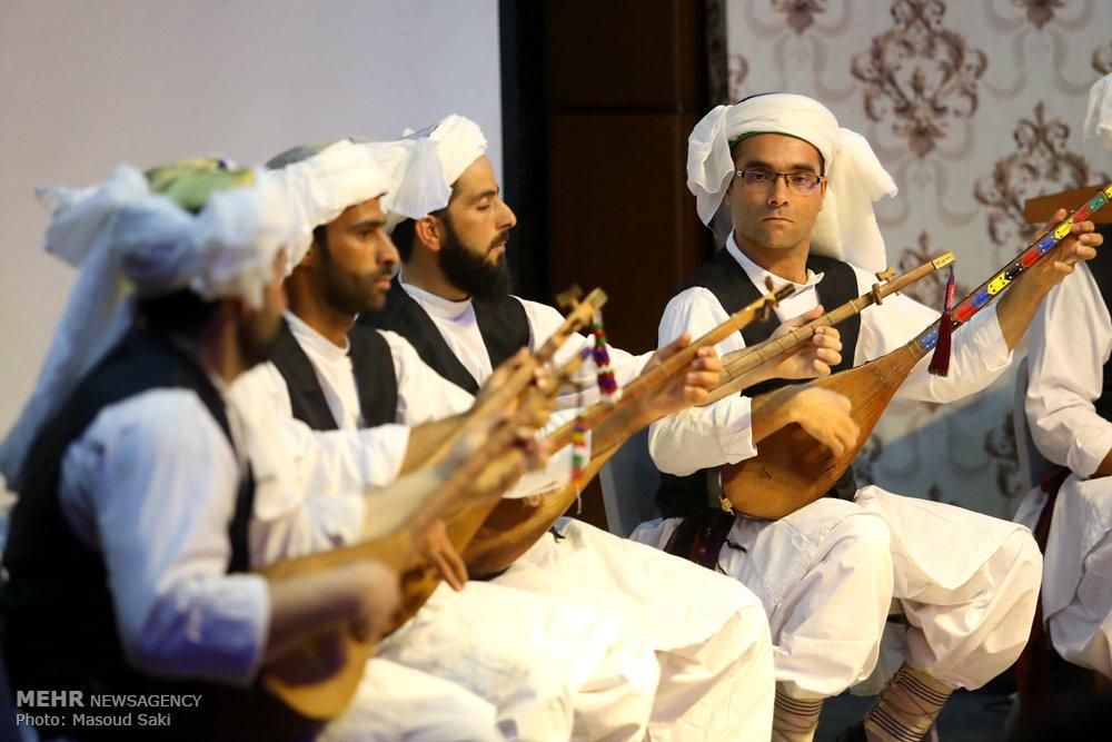 قدردانی از عثمان محمدپرست/ برای کارهای خیر موسیقی کار میکنم