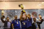 """بطولة """"كأس فجر"""" الدولية  الثالثة لرفع الأثقال"""