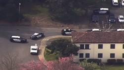مقتل مسلح و3 رهائن بدار للمحاربين القدامى في كاليفورنيا