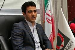 پژمان صالحی فر مدیر کل انتقال خون استان سمنان - کراپشده
