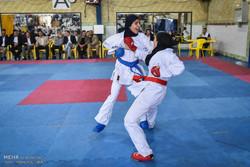 مسابقات بطولة  WSKF للكاراتيه في محافطة فارس