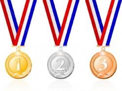 مدال مسابقات ورزشی