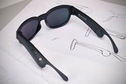 عینک واقعیت مجازی که روی صوت تمرکز می کند