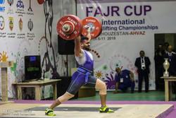 برنامه کامل رقابتهای وزنهبرداری جام فجر مشخص شد