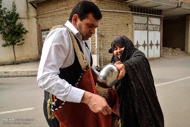 مراسم سنتی نوروز خوانی در گرگان