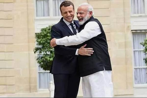 فرانسه به نقطه اتصال هند به اروپا تبدیل میشود