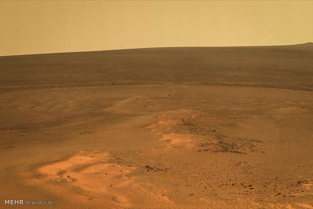 تصاویری از مریخ