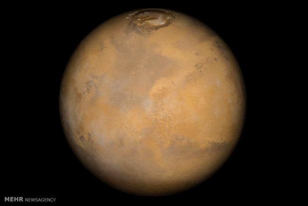 فاصله زمین تا مریخ به کمترین میزان رسید