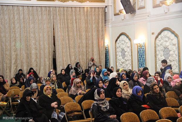 جشن میلاد حضرت فاطمه زهرا(س) در مرکز اسلامی انگلیس